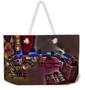 Music Studio Weekender Tote Bag