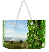 Napa Looking Out Weekender Tote Bag