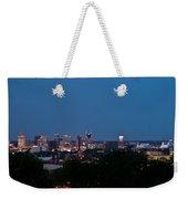 Nashville By Night 1 Weekender Tote Bag
