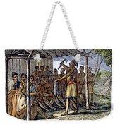 Native American Council, C1835 Weekender Tote Bag