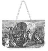 Native Americans: Gambling, 1870 Weekender Tote Bag by Granger