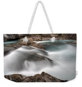 Natural Bridge Yoho National Park Weekender Tote Bag
