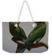 Nature's Heart Weekender Tote Bag