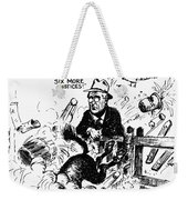 New Deal: Supreme Court Weekender Tote Bag