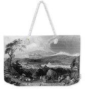 New Hampshire, 1839 Weekender Tote Bag