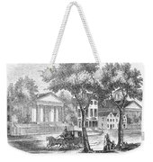 New Hampshire: Portsmouth Weekender Tote Bag