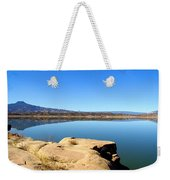 New Mexico Series - Abiquiu Lake Weekender Tote Bag