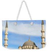 New Mosque In Istanbul Weekender Tote Bag