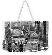 New Orleans Fair, 1884 Weekender Tote Bag