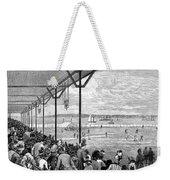New York: Baseball, 1886 Weekender Tote Bag