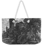New York State: Castle Weekender Tote Bag