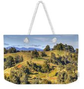 New Zealand Weekender Tote Bag by Les Cunliffe