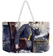 Newspaper Editor, 1880 Weekender Tote Bag