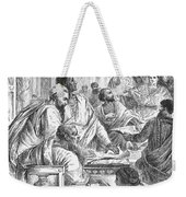 Nicaea Council, 325 A.d Weekender Tote Bag