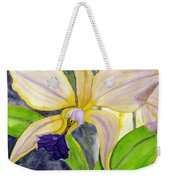 No Ordinary Orchid Weekender Tote Bag
