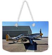 North American P-51 Mustang  Weekender Tote Bag