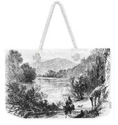 North Carolina, C1875 Weekender Tote Bag