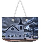 Norwegian Church Cardiff Bay Weekender Tote Bag