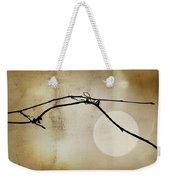 November Bones Weekender Tote Bag