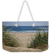 Ocean View With Sand Weekender Tote Bag