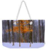 October Flame Weekender Tote Bag