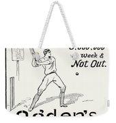 Ogdens Cigarettes, 1897 Weekender Tote Bag