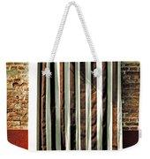 Old Italian Door Weekender Tote Bag by Joana Kruse