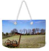 Old Plow Weekender Tote Bag