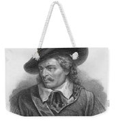 Oliver Cromwell, English Political Weekender Tote Bag