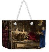 Opium Den Weekender Tote Bag