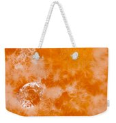 Orange 2 Weekender Tote Bag