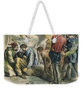 Othello, 19th Century Weekender Tote Bag