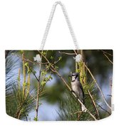 Out On A Limb Weekender Tote Bag
