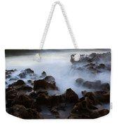 Overwhelmed By The Sea Weekender Tote Bag