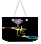Paintball Gun Weekender Tote Bag