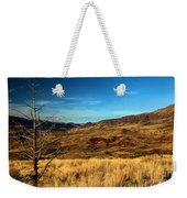 Painted Hills Landscape Weekender Tote Bag