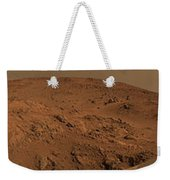 Panoramic View Of Mars Weekender Tote Bag