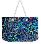 Paradichlorobenzene Crystals Weekender Tote Bag