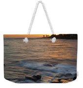 Paradise Sunset Weekender Tote Bag