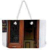 Paris Hotel Weekender Tote Bag