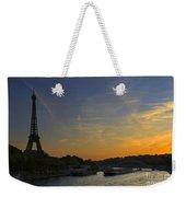 Parisian Sunset. Weekender Tote Bag