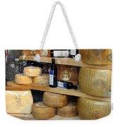 Parmesan Rounds Weekender Tote Bag