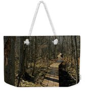 Path Into The Woods Weekender Tote Bag