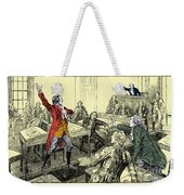 Patrick Henry, Virginia Legislature Weekender Tote Bag