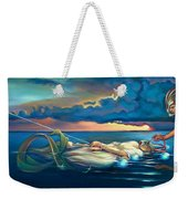 Pavane For A Dead Princess Weekender Tote Bag