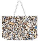 Pebbles Weekender Tote Bag by Tom Gowanlock