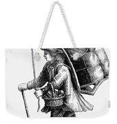 Peddler, 18th Century Weekender Tote Bag