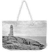 Peggy's Point Lighthouse Weekender Tote Bag