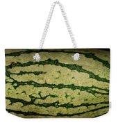 Peripheral Streak Image Of Watermelon Weekender Tote Bag