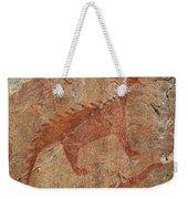 Petroglyph At Agawa Rock Weekender Tote Bag